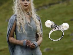Ring Game of Thrones Daenerys Targaryen
